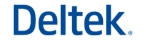 A business logo of a HR application 'Deltek' that virtual accounting company Tickmarks supports.