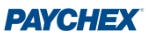 A logo of a HR application 'Paychex' that virtual accounting company Tickmarks supports.
