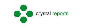 Logo of Crystal Reports Tool used for reporting