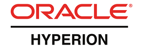 Logo of Oracle Hyperion Accounting software